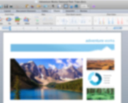 how to use microsoft word on macbook pro