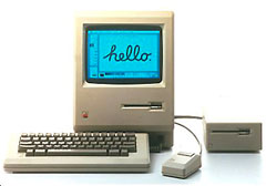 Macintosh 512K 'Fat Mac'