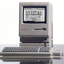 platinum Macintosh Plus