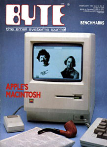 Macintosh on BYTE