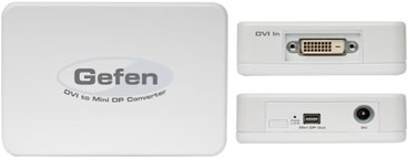 Gefen DVI-to-Mini DisplayPort Converter