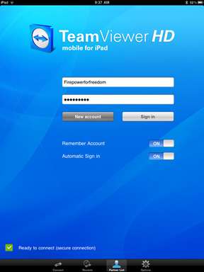 TeamViewer for iPad and Mac Makes Remote Desktop Easy