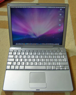 Simon Royals 12-inch PowerBook G4