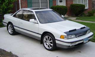 1990 Acura Legend on Had An 89 Acura Legend    I Actually Miss That Car   Just Not All