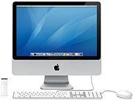 brushed aluminum iMac