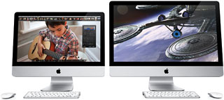 Mid 2011 iMacs
