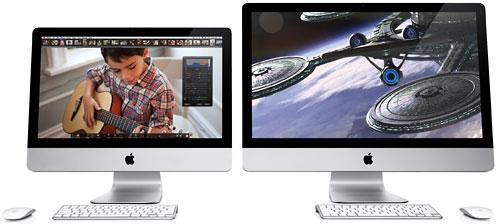 Late 2009 iMacs