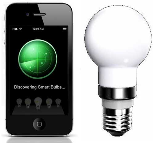RoboSmart Light Bulb