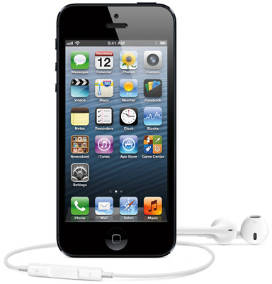 iPhone 5/iOS 6 Special Edition
