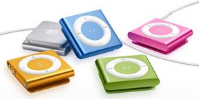 2010 5G iPod shuffle