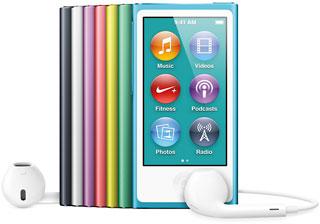 7G iPod nano