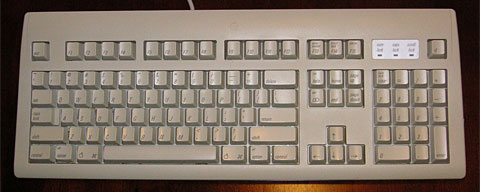 Apple Design Keyboard
