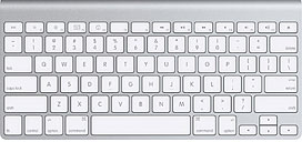 Apple's new USB keyboard layout