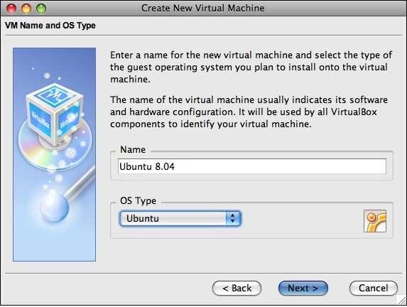 virtualbox ppc