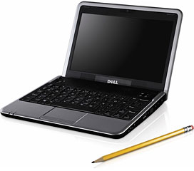 Dell Mini 9 netbook