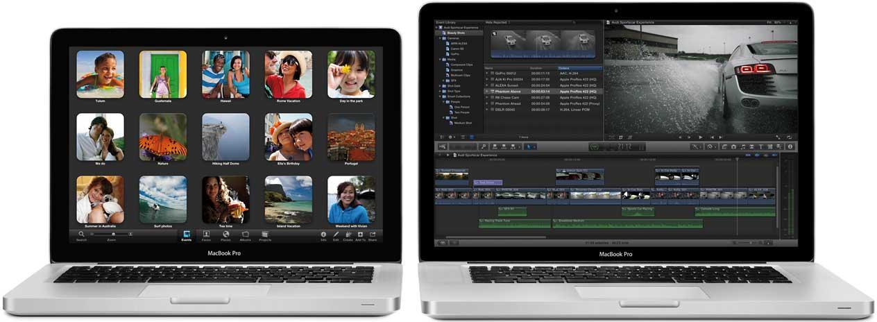 2012 MacBook Pro line