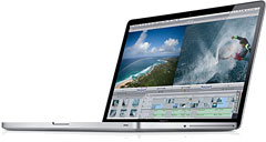 "17"" Unibody MacBook Pro"