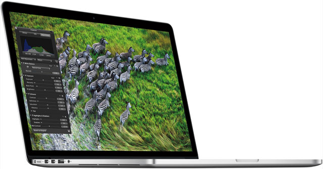 "15"" Mid 2012 MacBook Pro with Retina Display"