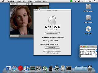 Unsupported OS X 10 5 Leopard Installation | Low End Mac