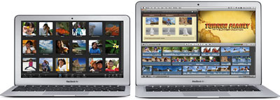 2010 11 and 13 inch MacBook Air