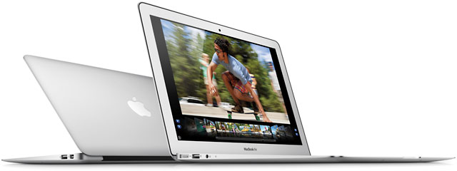 "2012 11"" and 13"" MacBook Air"