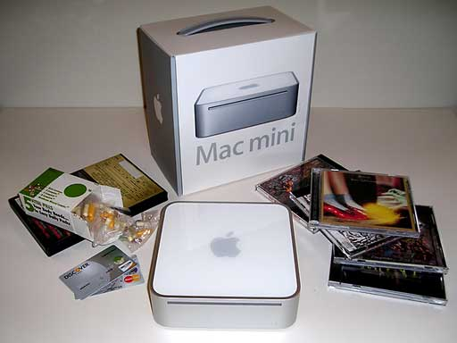 Free Mac Mini