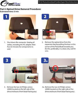 apple usb superdrive instructions