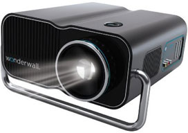 Discovery Expedition Wonderwall Entertainment Projector