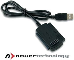 USB 2.0 Universal Drive Adapter