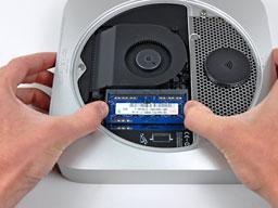Updating memory on mac mini