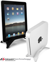 NuStand Alloy Desktop Stands for iPad and Mac mini