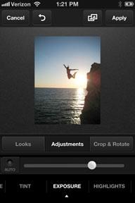 Adobe Revel for iPad