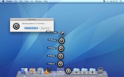Hypnotize for Mac OS X