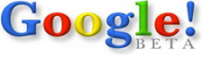 Google's first logo