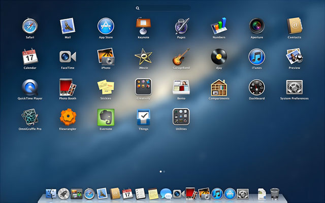 Mac OS X 10.8 Mountain Lion