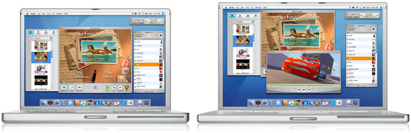 "15"" and 17"" hi-res PowerBook G4"