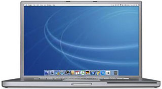 17-inch PowerBook G4