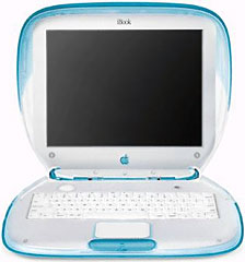 original Clamshell iBook