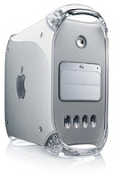 Mirrored Drive Door Power Mac G4