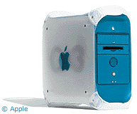 Blue & White Power Mac G3