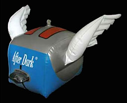 inflatable Flying Toaster