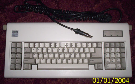 IBM Model F keyboard