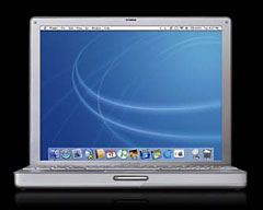 "12"" PowerBook G4"