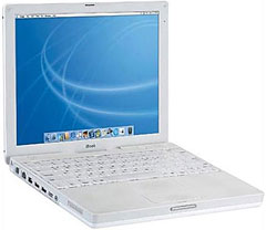 "12"" Dual USB iBook G3"