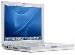 "12"" iBook G4"