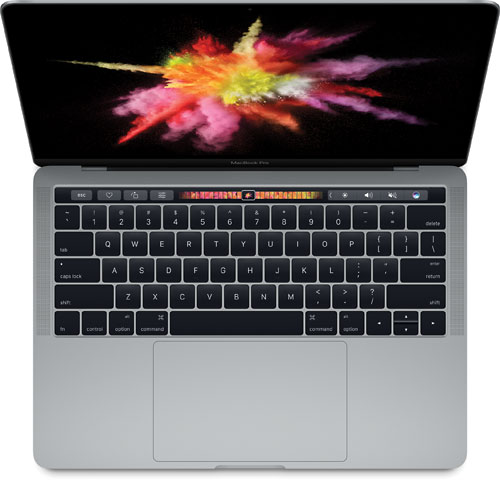 13 inch MacBook Pro, Laet 2016