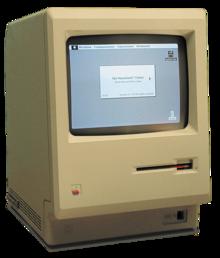 128k original Mac