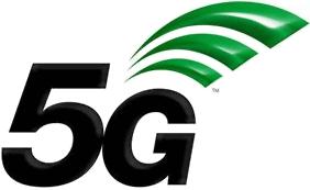 5G mobile logo
