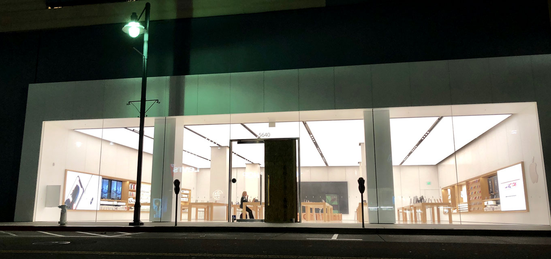 New Flagship Apple Bay Street