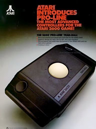 Atari CX-80 Trak-Ball